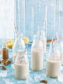 Almond Milk Meringues