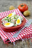 Salat nach Piemonteser Art