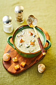 Cream of snail soup