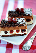 Slices of Black Forest