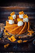 Sweet potato spiced cake