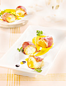 Scallop And Bacon Sweets