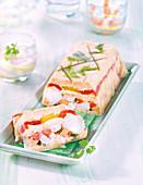 Seafood Terrine