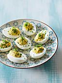 Mimosa Eggs