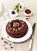 Gianduja cake