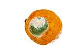 Verschimmelte Orange
