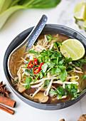 Vegetarische Pho (Vietnam)