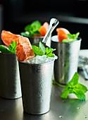 Drake Mojito Cocktail