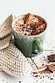 Mexikanische Heiße Schokolade