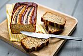 Paleo banana cake