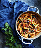 Corsican penne