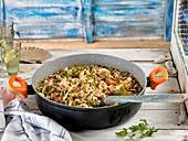 Rice à la malaguène
