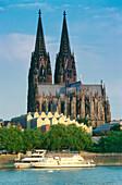 Koelner Dom, Cologne, North Rhine-Westphalia, Germany