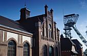 Old factory Zeche Zollern II, Dortmund, Ruhr Basin, Germany