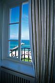 View from Hotel room, Kempinski Grandhotel, Germany