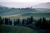 Landschaft, Toskana, Italien