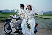 Braut und Braeutigam, Vietnam