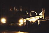 Auto, nachts Venezuela