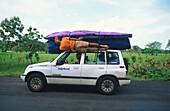 Jeep, Surfen