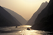 Yangtze River Gorge, China