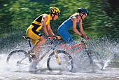 Mountain Biking, Fuenfseenland