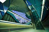Subway Station St.Quirin Platz, Munich