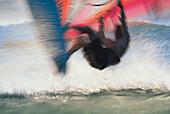 Windsurfer, jump