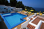 Hostal Cala Moli, Pension, Cala Moli, Ibiza, Spanien