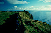 O´Brien Tower, Cliff of Moher Clare, Irland