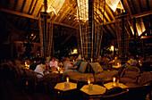 Restaurant, Casa de Campo, La Romana, Dominikanische Republik Karibik
