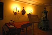 Mozarts Geburtshaus, Getreide Gasse Salzburg, Oesterreich