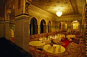 Restaurant LE RIAD, Medina, Marrakech Marokko