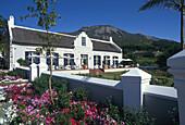 Luxushotel und Weingut, Grand Roche, Paarl Kapland, Suedafrika
