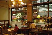 Restaurant Ogenblick, Brüssel Belgien