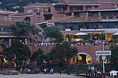 Porto Cervo, Hotel Cervo, Costa Smeralda, Sardinien Italien