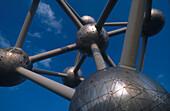 Atomium, Bruessel, Belgien