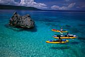 Sea Kayaking, Vanuatu South Seas