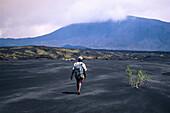 Mount Marum, Ash Plain, Ambryn, Vanuatu South Seas