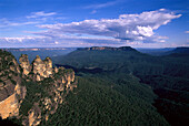 Katoomba, Queen Victoria Lookout, New South Wales Australia