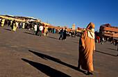 Jemaa El Fna, Marrakesh Morocco