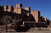 Kasbah Ben Moro, Skoura, Dades Valley Morocco