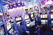 Slots, Circus Circus Hotel&Casino, Las Vegas Nevada, USA