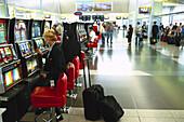 McCarran International Airport, Las Vegas Nevada, USA