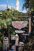 Jungle Cruise , Magic Kingdom, Disneyworld, Orlando Florida, USA
