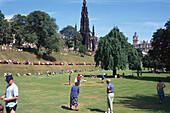 Scottish sports, Edinburgh, Scotland Great Britainin