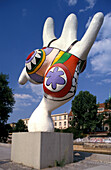 Niki De Saint Phalle, Figure, Hanover, Lower Saxony Germany