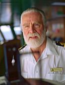 Commodore Roland Warwick, Queen Mary II