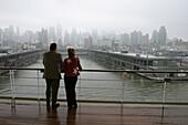 Queen Mary 2, Passenger Terminal, Manhattan, Ankunft Im Passenger Terminal im New Yorker Hafen, Manhattan.