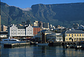 Victoria & Alfred Waterfront, Kapstadt, Suedafrika Afrika
