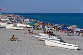 Beachlife, Simeri, near Catanzaro, Calabria Italy
